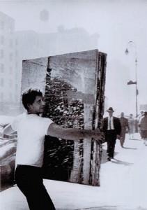 John Cohen Alfred Leslie 1960