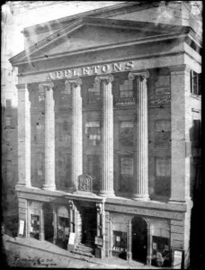 1854 New-York Historical Society Appleton Building