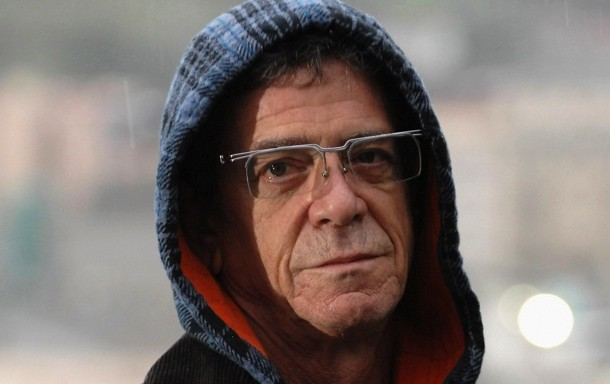 FILE - Rolling Stone Reports Death of Rock Musician Lou Reed, at 71
